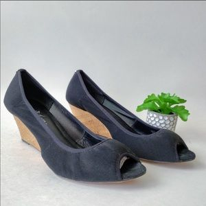 Donald J. Pliner Molly Peep Toe Pumps  Size 7.5